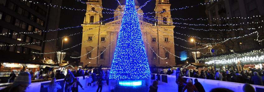 Mercatini natalizi a Budapest
