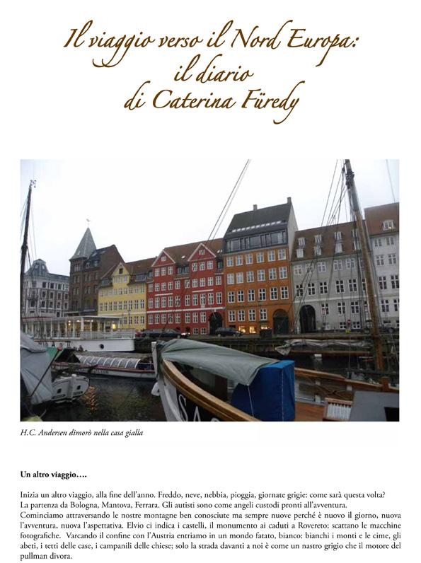 Diario di Viaggio in Danimarca e Germania 2014