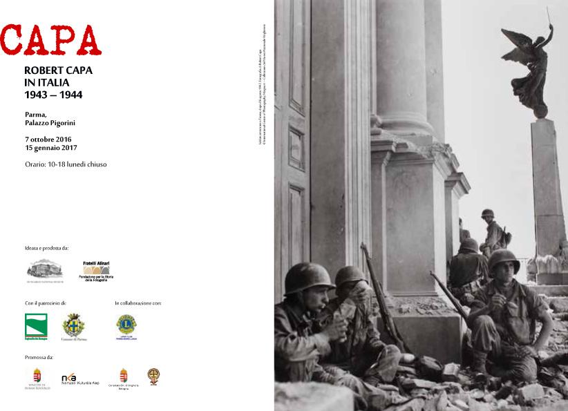 INVITO MOSTRA CAPA - PARMA-1