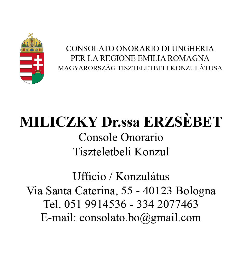 Consolato di Ungheria
