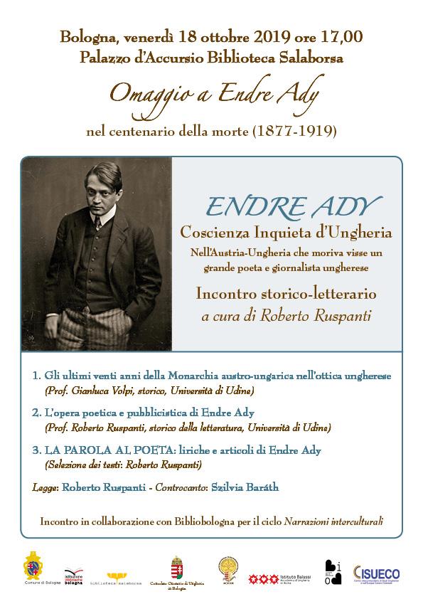 Omaggio a Endre Ady